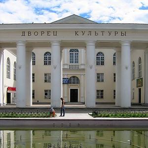 Дворцы и дома культуры Текстильщика