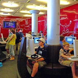 Интернет-кафе Текстильщика