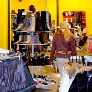 Магазины одежды и обуви Текстильщика