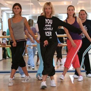 Школы танцев Текстильщика