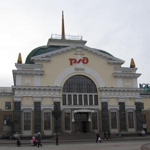Железнодорожные вокзалы Текстильщика